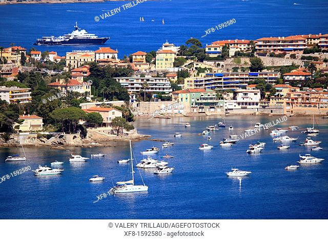 Cap Ferrat, Alpes-Maritimes, French Riviera, Côte d'Azur, France, Europe