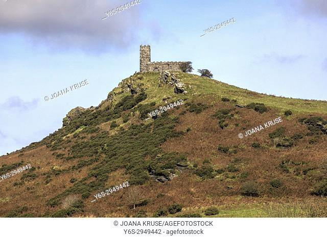 Brentor, Dartmoor, Devon, England, United Kingdom