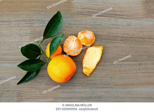 citrus tangerine kumquat