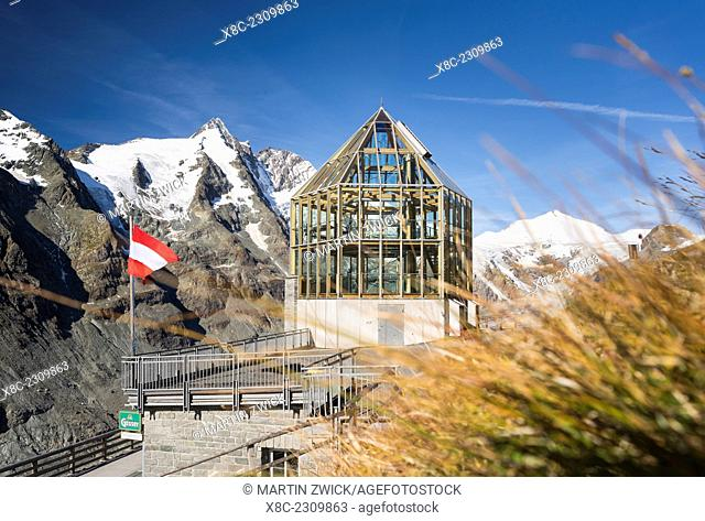 The Grossglockner High Alpine Road is mainly used by tourists and one of the major attractions of the Austrian Alps.Wilhelm Swarovski Beobachtungswarte...
