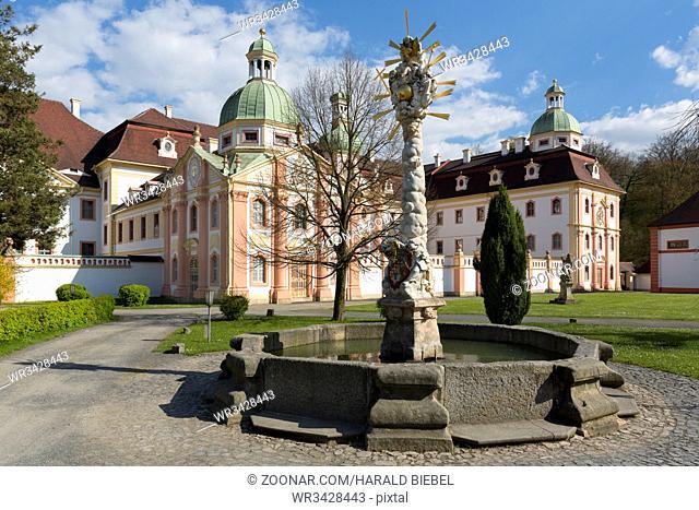 Klosterstift St. Marienthal in Ostritz, Oberlausitz