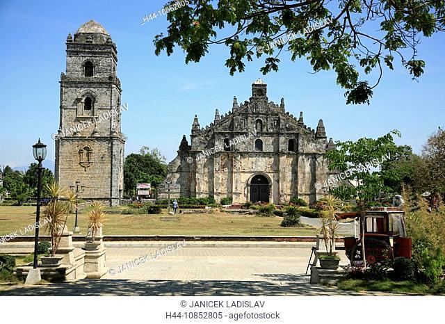 10852805, Philippines, Asia, Luzon, church, island