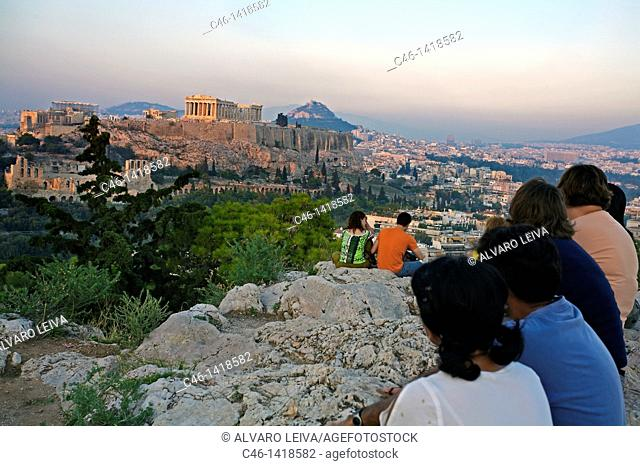 Parthenon, Acropolis, Athens, Greece