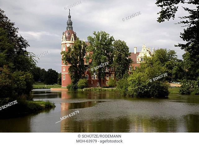 Bad Muskau, Landschaftspark Park Muzakowski