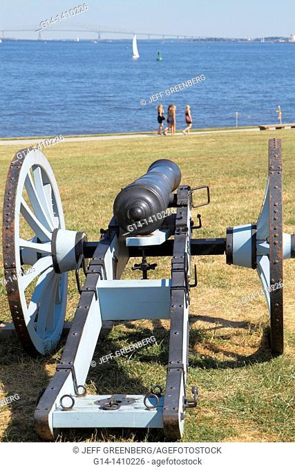 Maryland, Baltimore, Patapsco River, port, Fort McHenry National Monument and Historic Shrine, Star Spangled Banner, national anthem, Francis Scott Key
