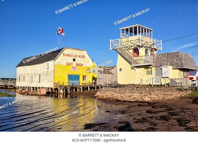 North Rustico, Prince Edward Island, Canada