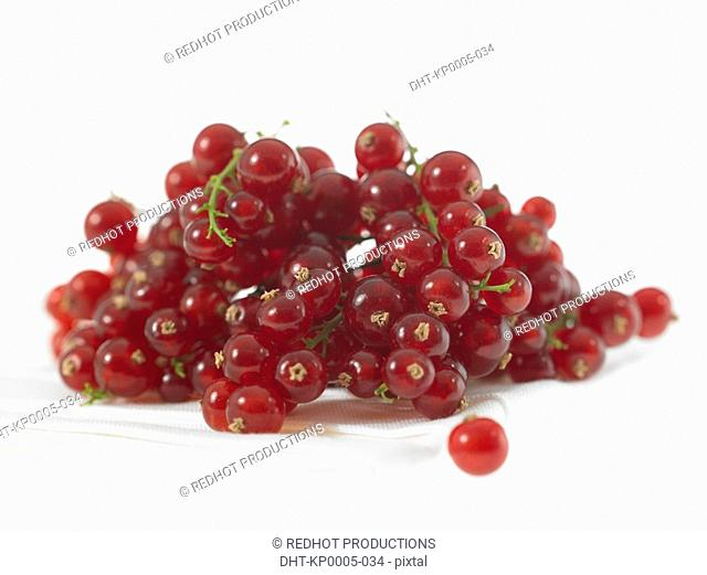 Pile of Red currants