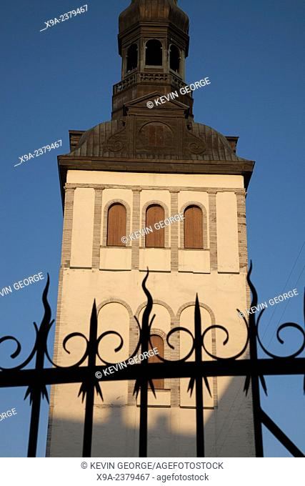 St Nicholas Church, Tallinn; Estonia