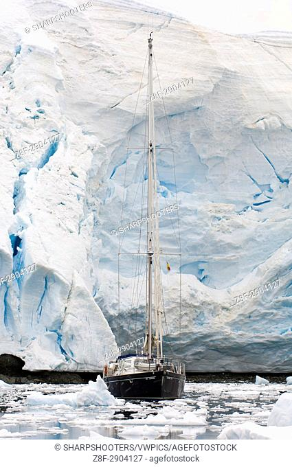 Antarctica, Antarctic Peninsula, Paradise Bay,