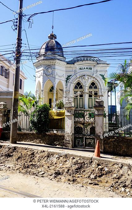 Rio de Janeiro, Centro, Santa Teresa, Villa Alice, Brazil