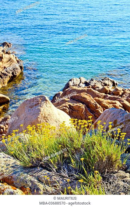 Italy, Sardinia, Capo Coda Cavallo