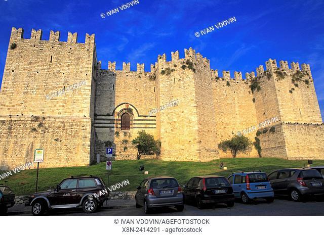 Emperor's Castle (Castello dell'Imperatore), Prato, Tuscany, Italy