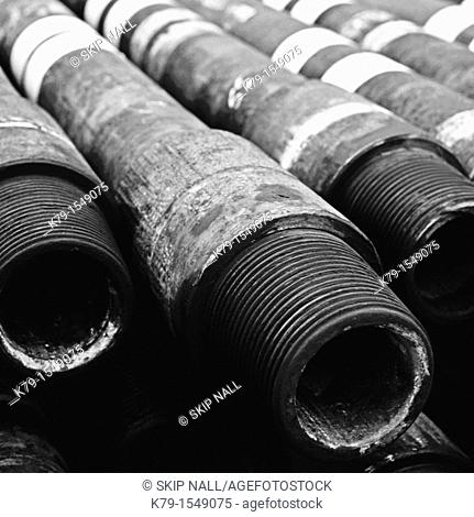 Pipe for oil rig