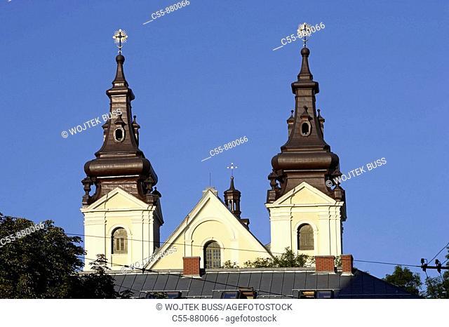 Lviv, Lvov, St Michel Church, Western Ukraine