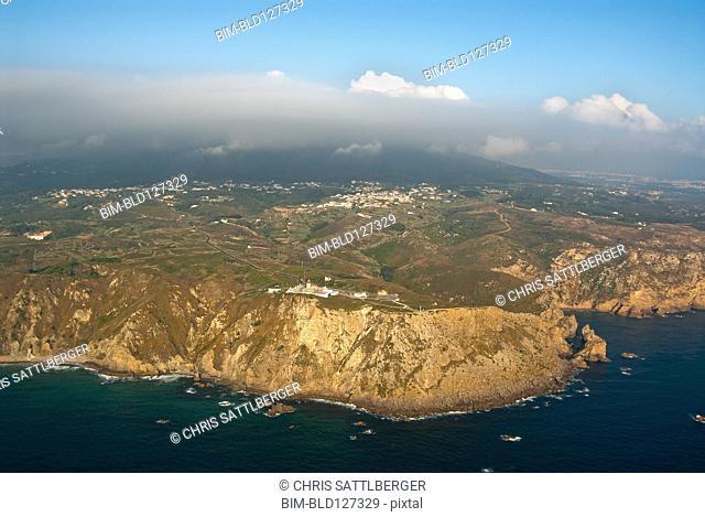 Cabo da Roca westernmost point of Europe