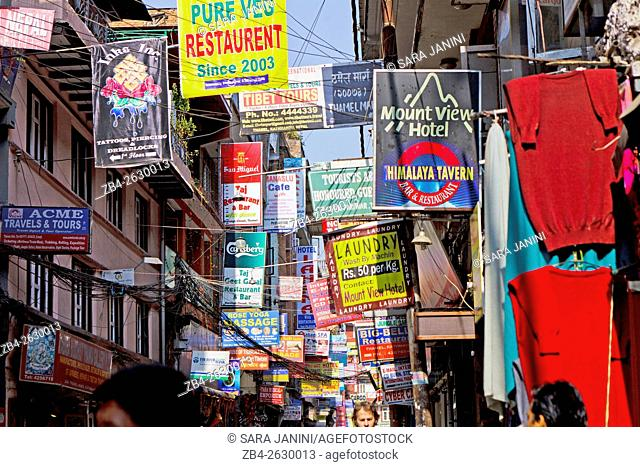 Thammel, Kathmandu, Nepal, Asia