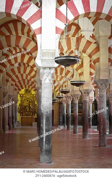 Great Mosque-Cathedral of Cordoba (Spain)