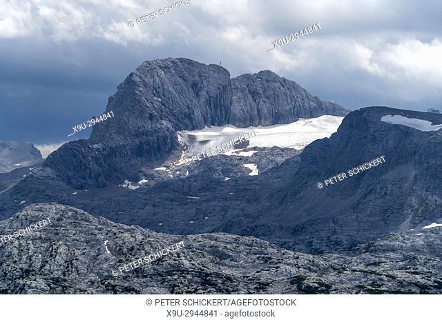 Dachstein massif, Austria