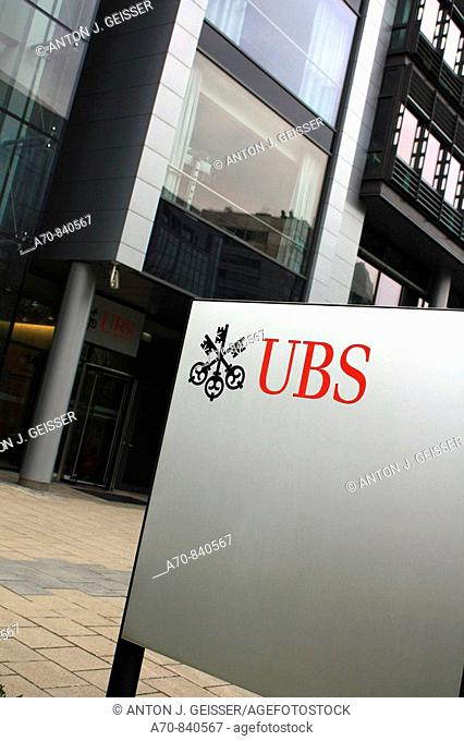 UBS Bank  Frankfurt am Main
