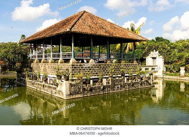 Amlapura, Puri Agung Karangasem