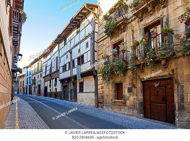 Ardixarra House, Interpretation Center of the Middle Ages, Medieval town, Segura, Gipuzkoa, Basque Country, Spain, Europe