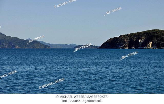 Hook Passage, Hook Island, Whitsunday Island, Whitsunday Islands National Park, Queensland, Australia
