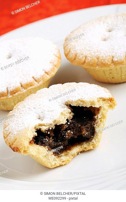 Mince Pies, Traditional Christmas Food