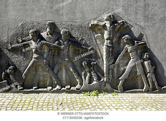 Dortmund, Bittermark, Hombruch, D-Dortmund, Ruhr area, Westphalia, North Rhine-Westphalia, NRW, D-Dortmund-Hombruch, D-Dortmund-Bittermark, Bittermark memorial