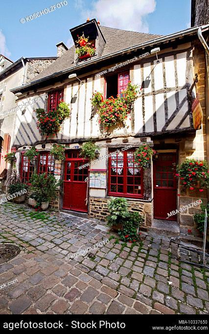 Dol-de-Bretagne is a commune in the Ille-et-Vilaine department in the Brittany region. Awarded as Petite cité de caractère, small place with character