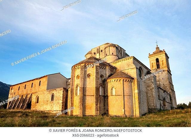 St. James way; Irache Monastery at Ayegui village, Navarra, Spain