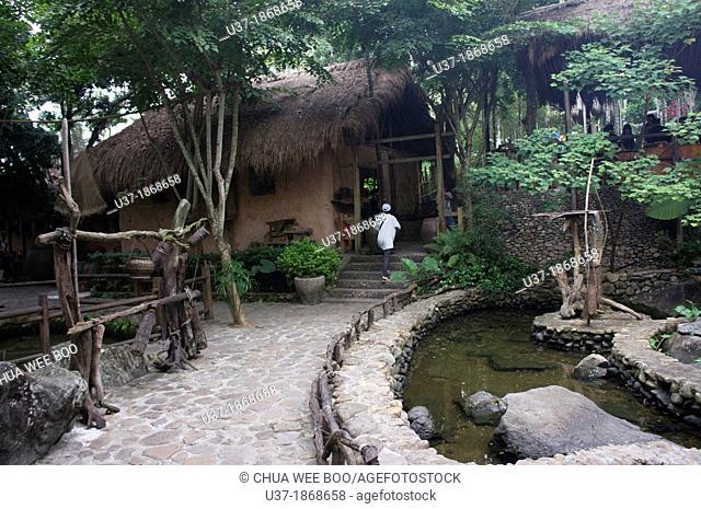 Bing Lang Gu, Hainan Island, China