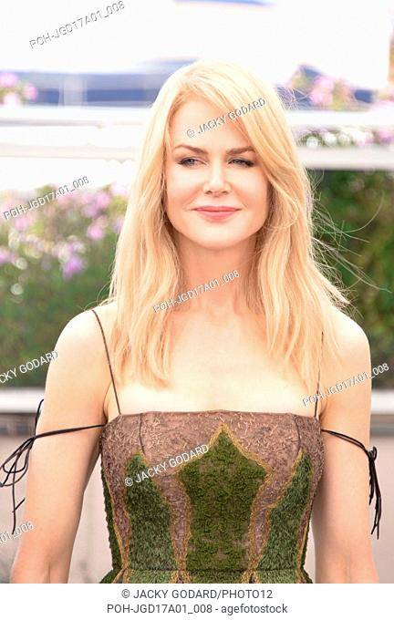 Nicole Kidman (Dior Couture Dress) Photocall of the film 'The Killing of a Sacred Deer' 70th Cannes Film Festival May 22, 2017 Photo Jacky Godard