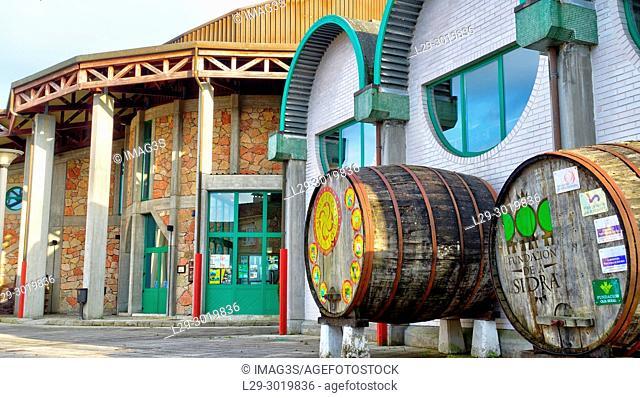 Cider Museum, Nava, Asturias, Spain