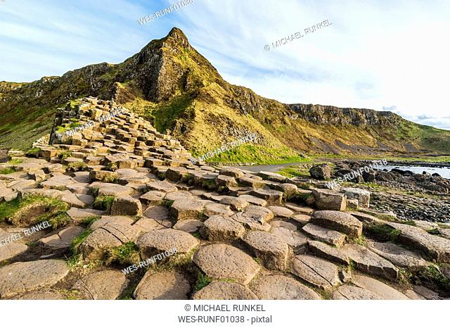 UK, Northern Ireland, Giant's Causeway