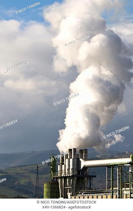 Smog, Pollution
