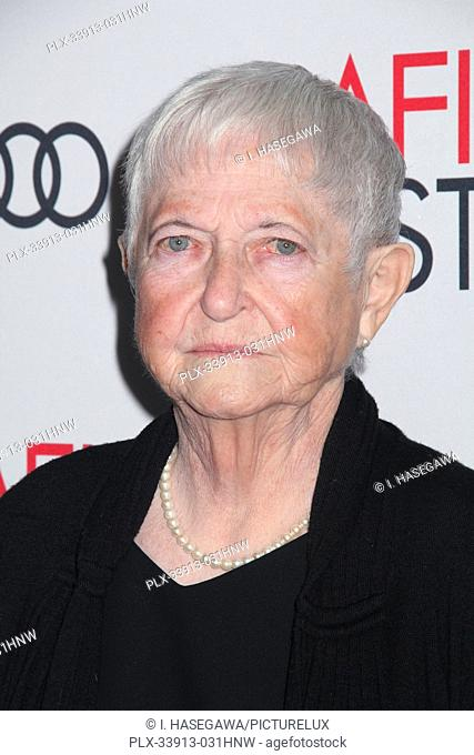 """Barbara Bobi Jewell 11/20/2019 AFI Fest 2019 Gala Screening """"""""Richard Jewell"""""""" held at the TCL Chinese Theater in Los Angeles, CA. Photo by I"""