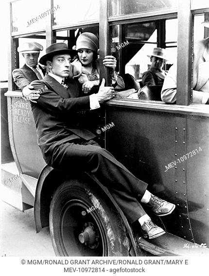 THE CAMERAMAN [US 1928] BUSTER KEATON, MARCELINE DAY