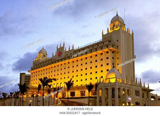 Aruba, Palm Beach, West Indies, Dutch Carribean, Central America , Riu Hotel Casino