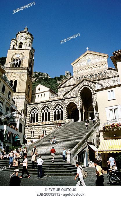 Amalfi Cathedral, Duomo Di Sant Andrea
