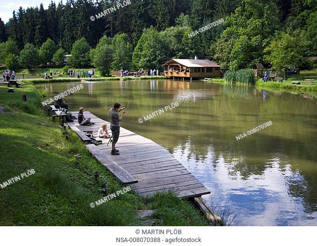 angler's paradiese Hessendorf