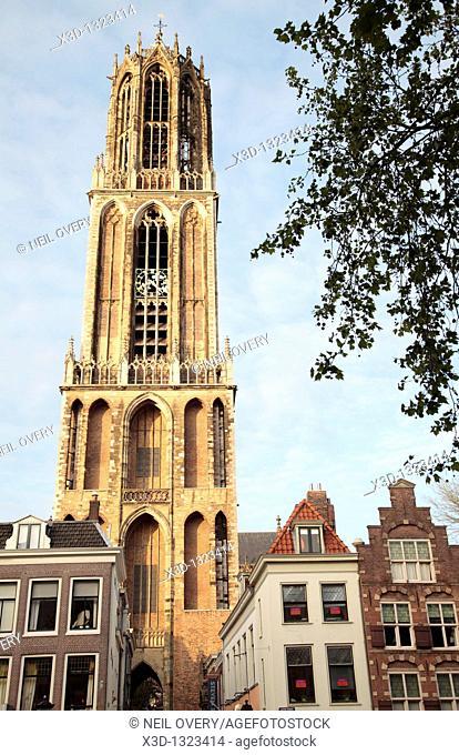 St Martin's Cathedral, Utrecht, Netherlands