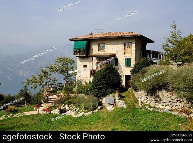 Haus bei Malcesine