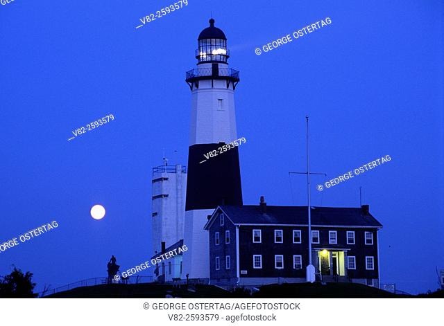 Montauk Point Lighthouse, Montauk Point State Park, New York