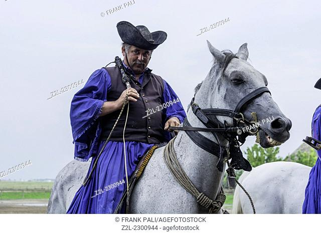 Hungary is home to an array of unusual animals and farming practices. Flamboyant csikos horsemen are the region's cowboys, famed for their horseback tricks