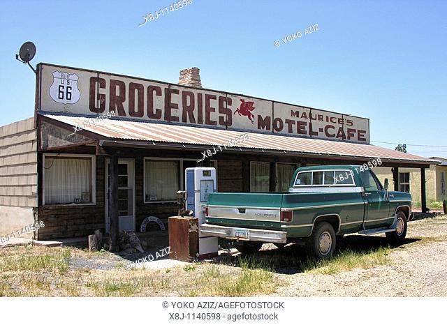Route 66, Arizona, USA