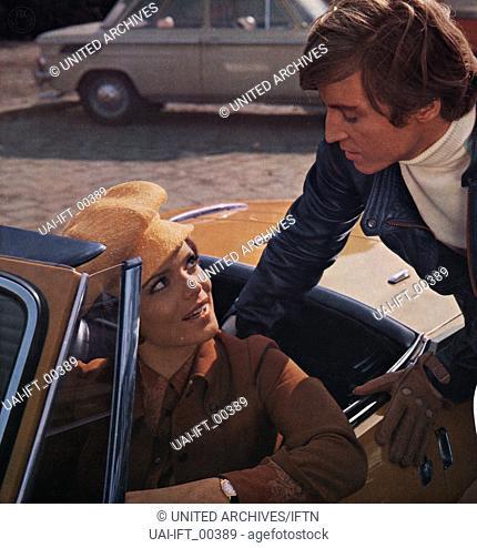 Wir hau'n den Hauswirt in die Pfanne, Deutschland 1971, Regie: Franz Josef Gottlieb, Darsteller: Uschi Glas, Christian Anders