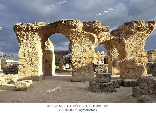 Tunesia: Karthago, Unesco Heritage, Roman Ruins, Nekropole, Haniball,