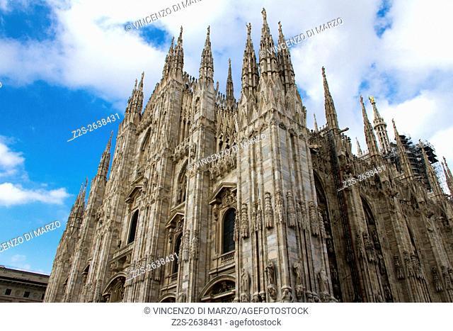 Cathedral (Duomo), Milan, Italy