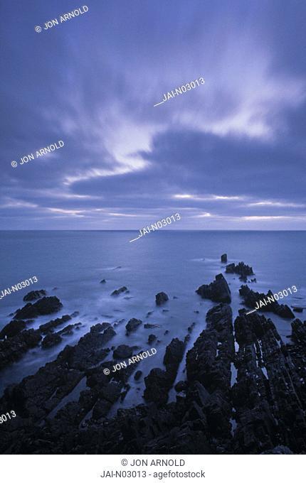 Hartland Point, Devon, England
