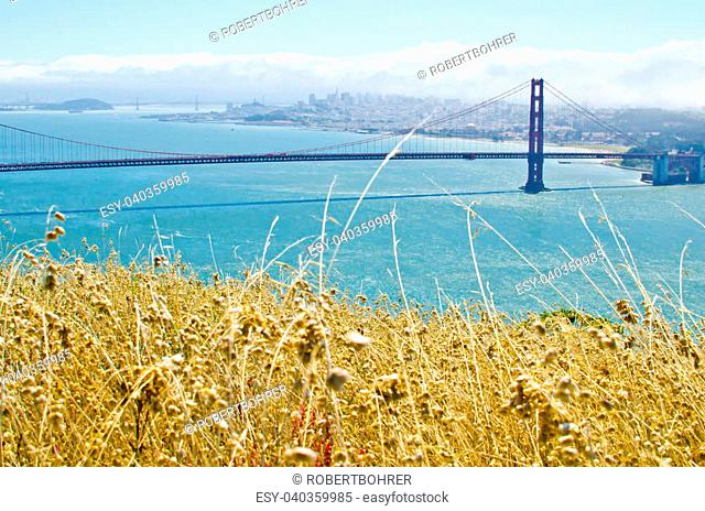 taken from Hawk Point at the Golden Gate National Recreation Area